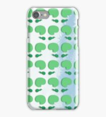 green tadpoles iPhone Case/Skin