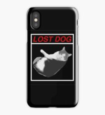 Lost Dog iPhone Case/Skin