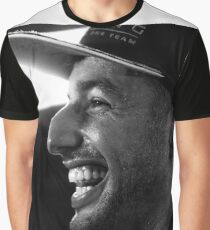 Daniel Ricciardo Formula 1 Graphic T-Shirt