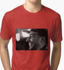 Daniel Ricciardo Formula 1 Tri-blend T-Shirt