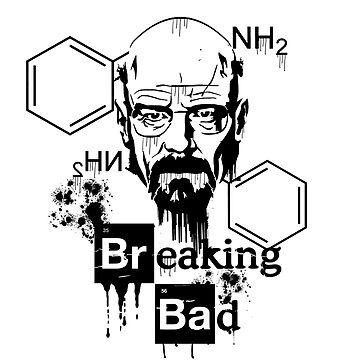 Breaking Bad Ink by KWarDC