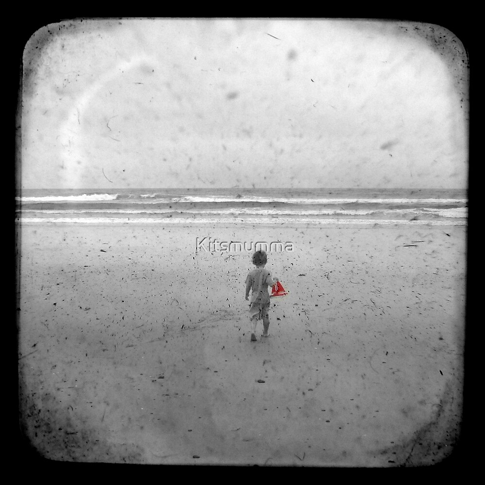 The Little Red Sailboat - TTV by Kitsmumma