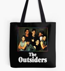 The Outsiders Top Movie Tote Bag