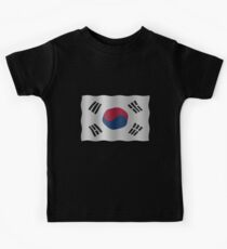 Korea Flag Kids Clothes
