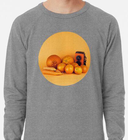 Stillleben der orange Karotten Leichter Pullover