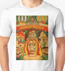 The Brothers Karamazov T-Shirt