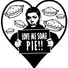 Dean Pie - Supernatural by Hanh1010