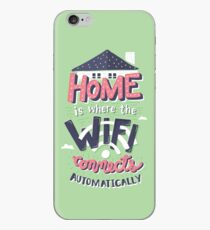 Home Wifi iPhone Case