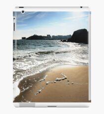 Foamslide. Tenby iPad Case/Skin