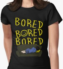 Bored - Sherlock T-Shirt