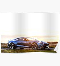 Aston Martin Vanquish S Poster