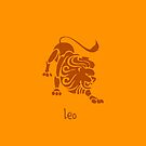 Zodiac Collection | Leo by TimeMeddler