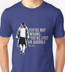 The Big Lebowski - quote T-Shirt