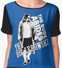 The Big Lebowski Women's Chiffon Top