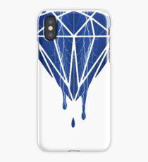 Lightning Diamond iPhone Case