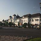 Central Bank, Yogyakarta by buildings