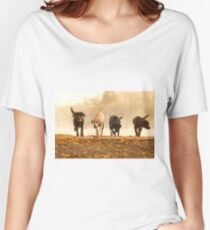 labradors Women's Relaxed Fit T-Shirt