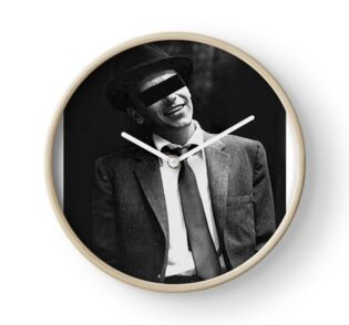 Quot Unidentified Frank Sinatra Quot Stickers By John Smith