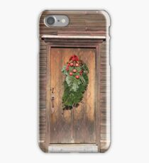 Touch Of Christmas iPhone Case/Skin