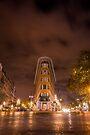Gastown, Vancouver - Night Portrait by George Wheelhouse
