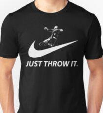 Handball Just Throw It  Unisex T-Shirt