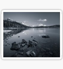 Maligne Lake Sticker