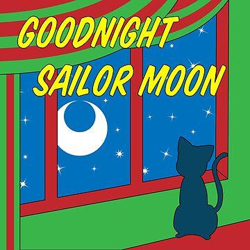 Goodnight Sailor Moon by JBGD
