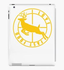 Hunt iPad Case/Skin