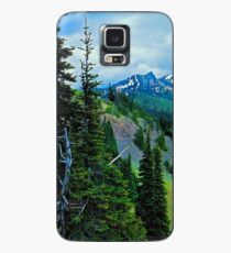 OLYMPIC NATIONAL PARK Case/Skin for Samsung Galaxy