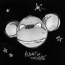 Planet of the Ape by Matt Mawson