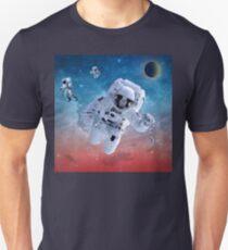 SPACE ASTRONAUT Unisex T-Shirt