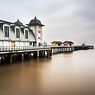Three Minutes At Penarth Pier by Steve Purnell