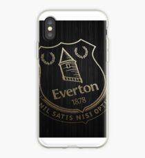 Everton FC Badge Crest iPhone Case