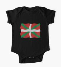 Basque flag One Piece - Short Sleeve
