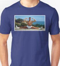 Jean Claude Van Damme Splits T-Shirt