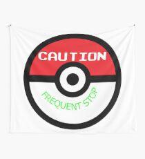 Pokemon Go Cars 2 Wall Tapestry