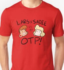 LarsxSadie OTP Unisex T-Shirt
