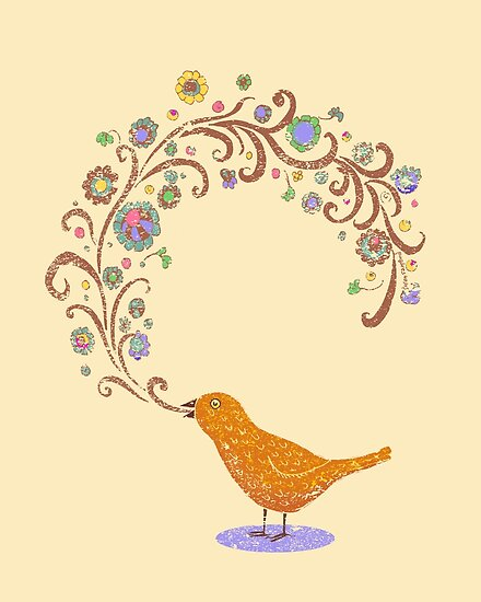 Birdsong by SusanSanford