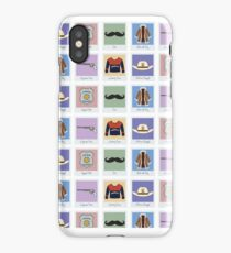 Wynonna Earp Minimalist Icons iPhone Case/Skin