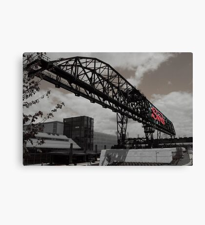Sands Bethworks Canvas Print