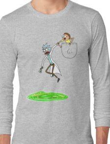 Rick and Morty! Long Sleeve T-Shirt