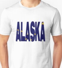 Alaskan flag Unisex T-Shirt