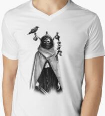 Tarot - Justice Mens V-Neck T-Shirt