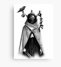 Tarot - Justice Canvas Print