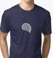 Sea Shell Tri-blend T-Shirt