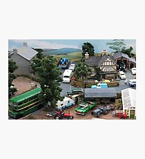 Toy Town Photographic Print