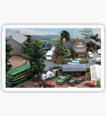 Toy Town Sticker