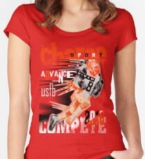 usfb Women's Fitted Scoop T-Shirt