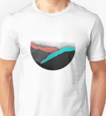 Mountain Highlights Unisex T-Shirt