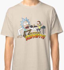 Rick & Morty - You Gotta Get Schwifty!  Classic T-Shirt